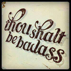 thou shalt