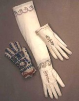 early 19th centry gloves